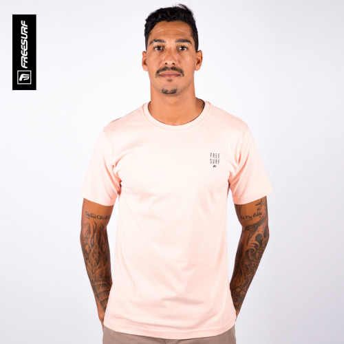CAMISETA MASCULINA FREESURF ART-SHIRT BAMBU