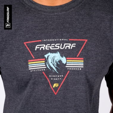 CAMISETA MASCULINA FREESURF FREESHIRTS MAR