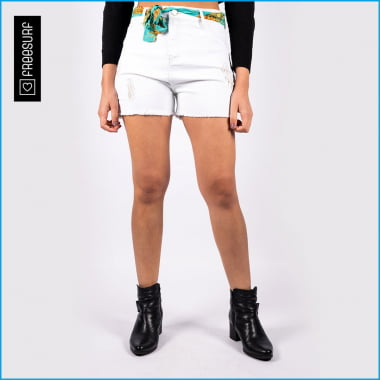 Short Jeans FreeSurf Abacaxi